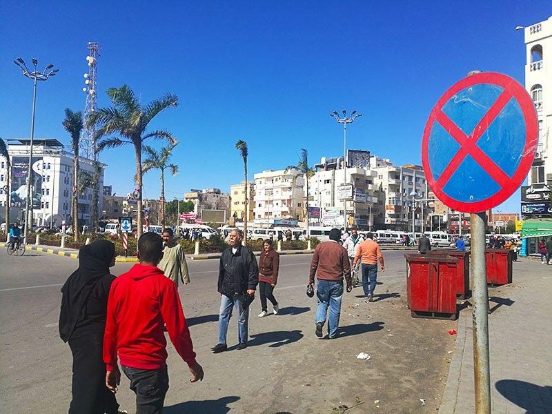 El Dahar Hurghada Egypt